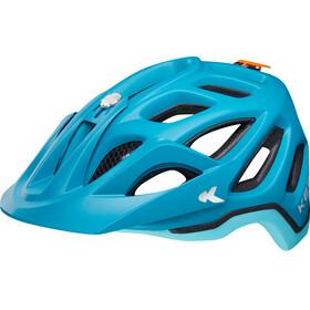 KED Trailon Kask rowerowy niebieski